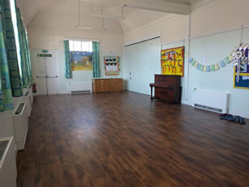 Room Hire The Small Hall