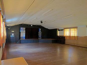 Church Hall- The Large Hall